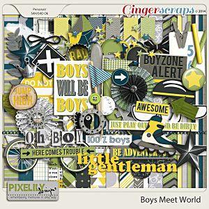 Boys Meet World