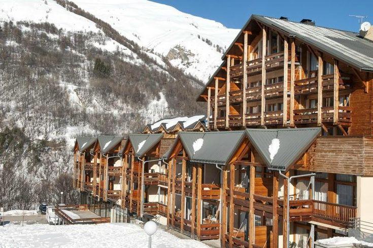 Résidence Le Hameau de Valloire prix promo Séjour Ski Valloire Look Voyages à partir 225,00 €