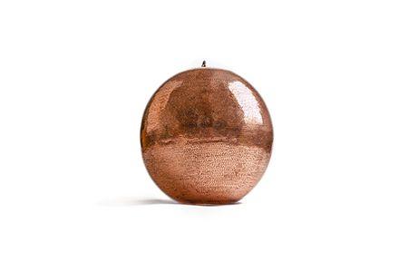SIROCCO / LAMP   COPPER  Dia: 30, 40 and 50 cm