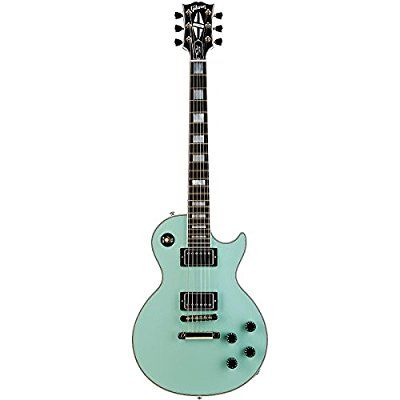 Gibson Custom 2014 Les Paul Custom Made To Measure '60s Slim Neck Electric Guitar Kerry Green