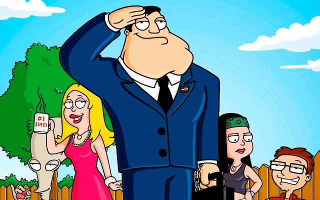 TV Series Favorites: American Dad Season 9 Episode 1