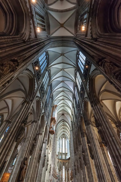Cologne Cathedral, North Rhine Westphalia, Germany ~ UNESCO World Heritage Site. Photo: Gabrielle Therin-Weise