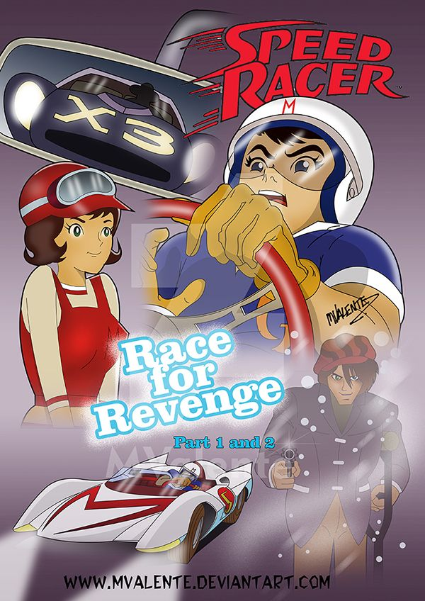 Speed Racer - Race for Revenge by MValente