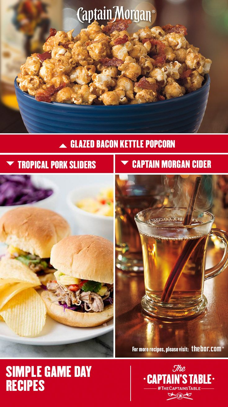 Be A Tailgating Game Changer By Serving Your Crew These Delicious Party Cocktails And Appetizers