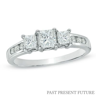 1000 images about past present future rings on