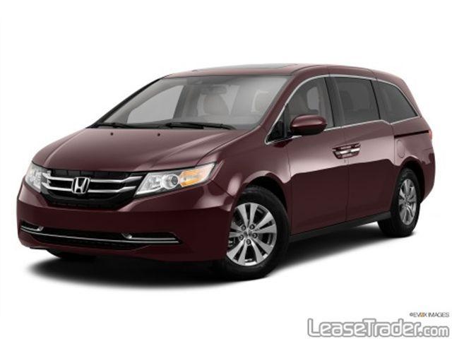 2014 honda odyssey lx interior   2014 Honda Odyssey LX