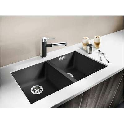 Blanco Black undermount sink upgrade