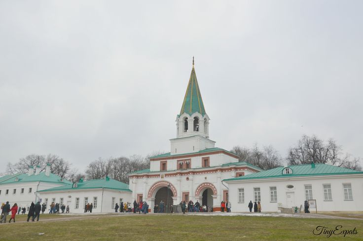 Russian Royal Estate - Kolomenskoye