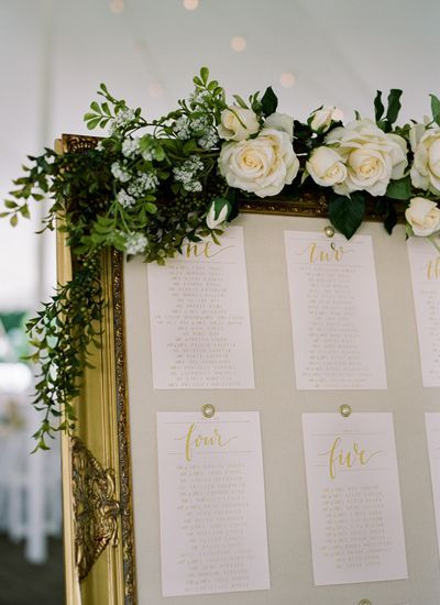 Best Seating Chart Ideas Images On   Wedding Decor