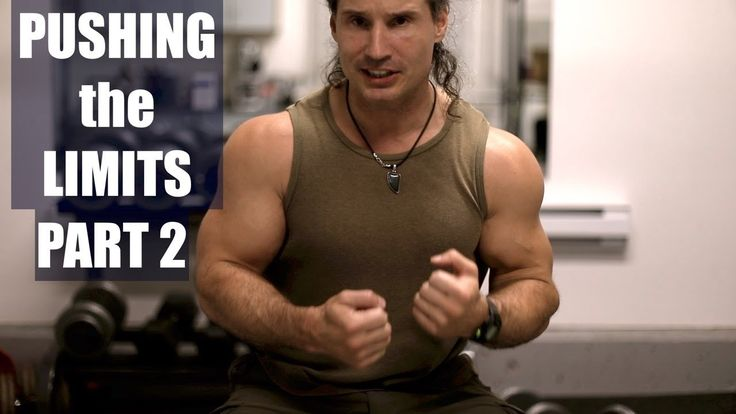 Pushing the Limits, Full Body Workout Part 2