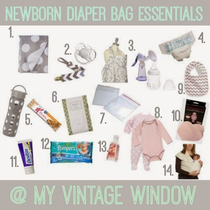 Lindsey Loo Loves Diaper Bag Essentials