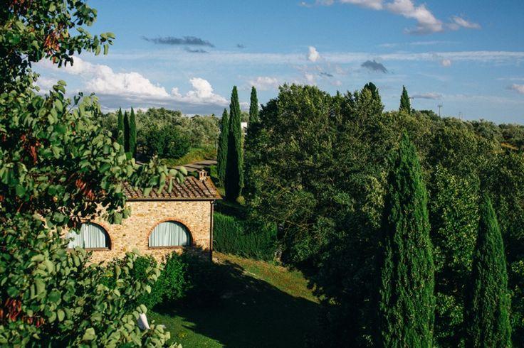 Castello di Bibbione Wedding, Tuscany | Fly Away Bride