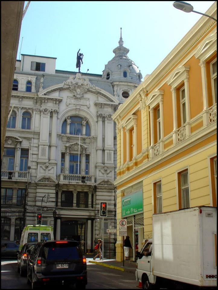 Valparaíso, Chile, wonderful
