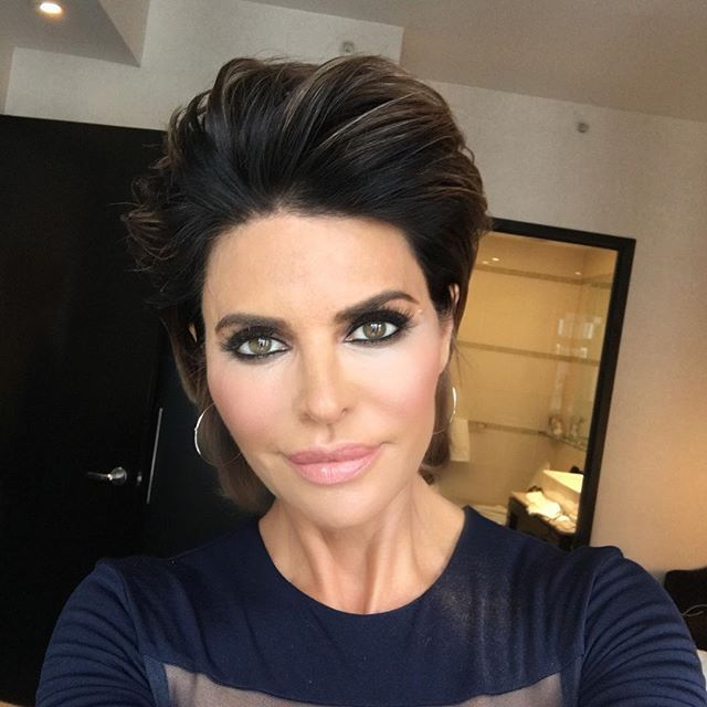 Looking Good!: Lisa Rinna Switches Up Her Hairstyle for First Time in 20 Years — See Her Hair Transformation!