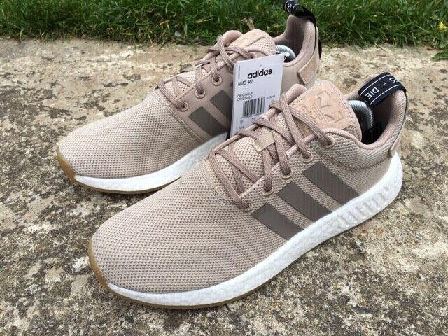 Adidas MEN ORIGINALS NMD_R2 SHOES Size