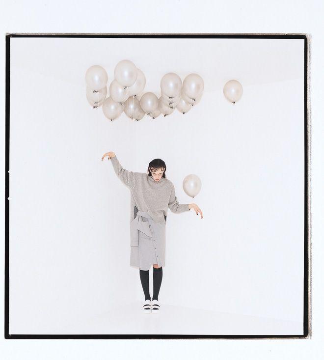 ENFÖLD 2015-16 AW Collection | More photo at Fashionsnap.com