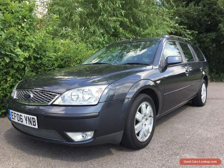 Ford Mondeo Estate 2.2 Diesel Manual #ford #mondeo #forsale #unitedkingdom