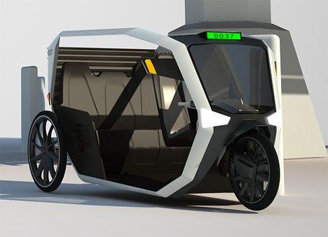 Mumbaikars Do You Like Your New Rickshaw 3 Wheeled
