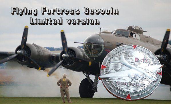 http://www.geofashion.eu/products/flying-fortress-geocoin