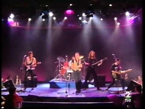 GATOS LOCOS en Planeta Rock. 1993. TVE.