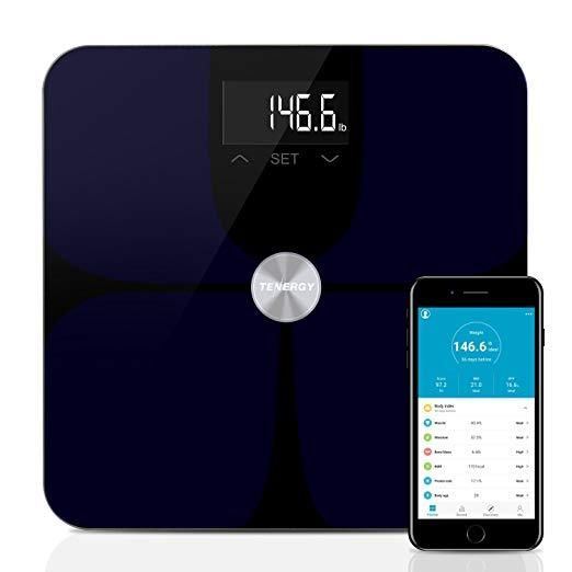 Tenergy Vitalis ITO Digital Weight Scale, High Precision
