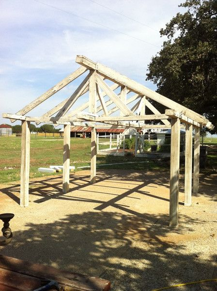 At Home A Blog By Joanna Gaines Outdoor Pergola