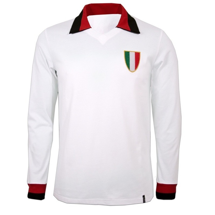AC Milan football shirt 1960's (away shirt)