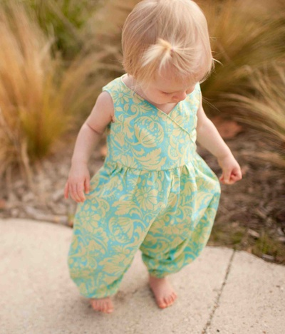 Katelyn Romper - pattern