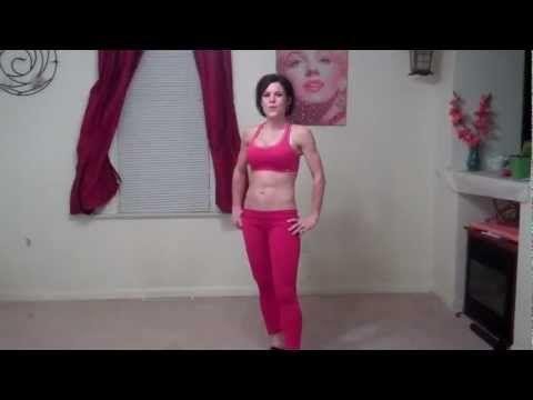 Quick Tummy & Butt Toner: Melissa Bender Fitness