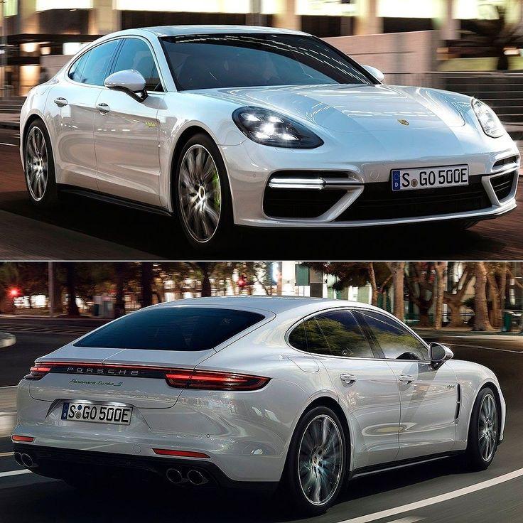 Porsche Panamera Turbo S E-Hybrid 2018 Sinal dos tempos: o modelo atual mais potente em produção de série da marca alemão é um híbrido! Esse Panamera híbrido tem quase 690 cv e torque de 850 Nm; combina um motor elétrico de 136 cv com um V8 de 550 cv. O gran turismo vai dos 0 aos 100 km/h em 3.4 segundos!  E quanto faz de economia? 3448 km/l! Em modo todo elétrico tem autonomia de 50 km.  O Panamera Turbo S E-Hybrid estará disponível a partir dos 185 mil euros. A versão Executive de chassis…