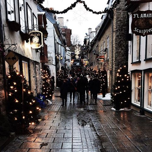 Pinterest: @ theapresgal ❄△ | How is everything so much prettier in winter or at Christmas time?