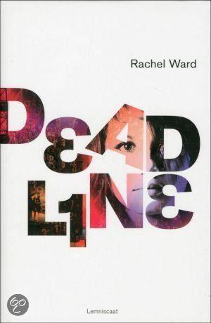 Rachel Ward - Deadline (Deadline 1) || Lemniscaat 2009, 285 pagina's || deel 1 uit serie van 3 | Waarom zou je vrienden maken als je precies weet wanneer iedereen doodgaat? Jem was zeven toen haar moeder overleed, en sindsdien draagt ze een geheim met zich mee. Zodra ze haar blik op iemand richt, ziet ze een nummer verschijnen: de sterfdatum van degene die ze aankijkt. || http://www.bol.com/nl/p/deadline/1001004006850630/