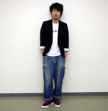 新井浩文:映画「百円の恋」にボクサー役で出演 「安藤サクラを見に来てほしい」とアピール