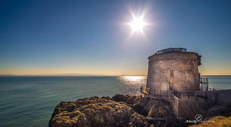Howth Dublin, Ireland, lighthouse