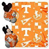 Tennessee Volunteers Baby Blanket