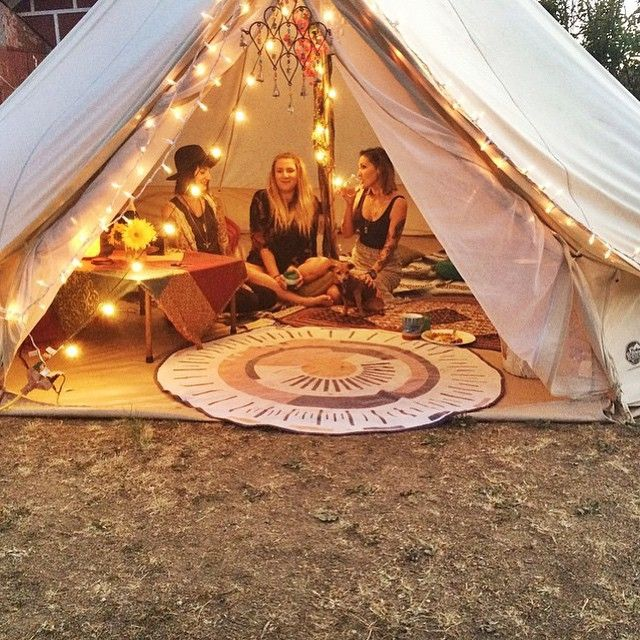 Backyard Twinkle Lights: 67 Best Glamping W/Stout Tent Images On Pinterest