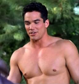Dean Cain...another physique I aspire to.