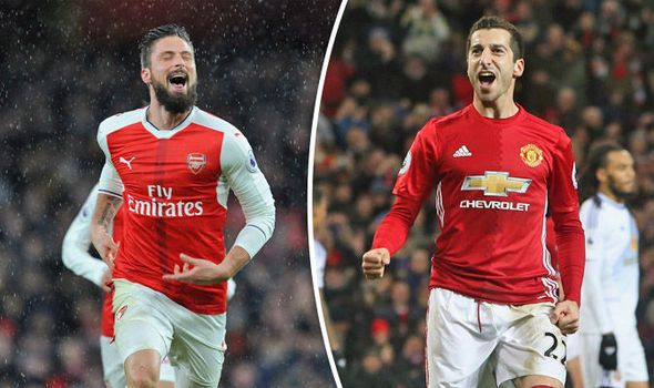 Merson: Why Arsenal star Giroud's goal was better than Mkhitaryan's Man Utd strike   via Arsenal FC - Latest news gossip and videos http://ift.tt/2hY6S16  Arsenal FC - Latest news gossip and videos IFTTT