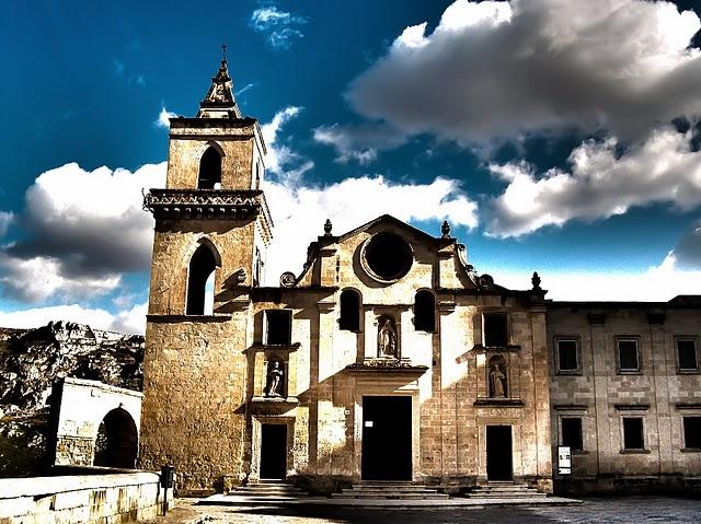 San Pietro Caveoso, Matera Italia