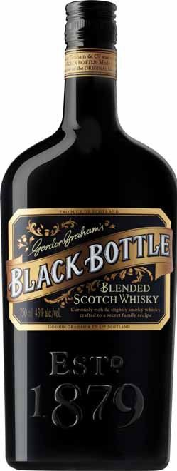 Whisky Blend Black Bottle 70cl 40'