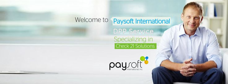 In the new age banking has got much more advanced and digitized. The transaction system is very much easy than before and services like eCheck mobile service check 21 payment processing has made it even simpler.   For more information please visit here :http://www.paysoftintern.com/