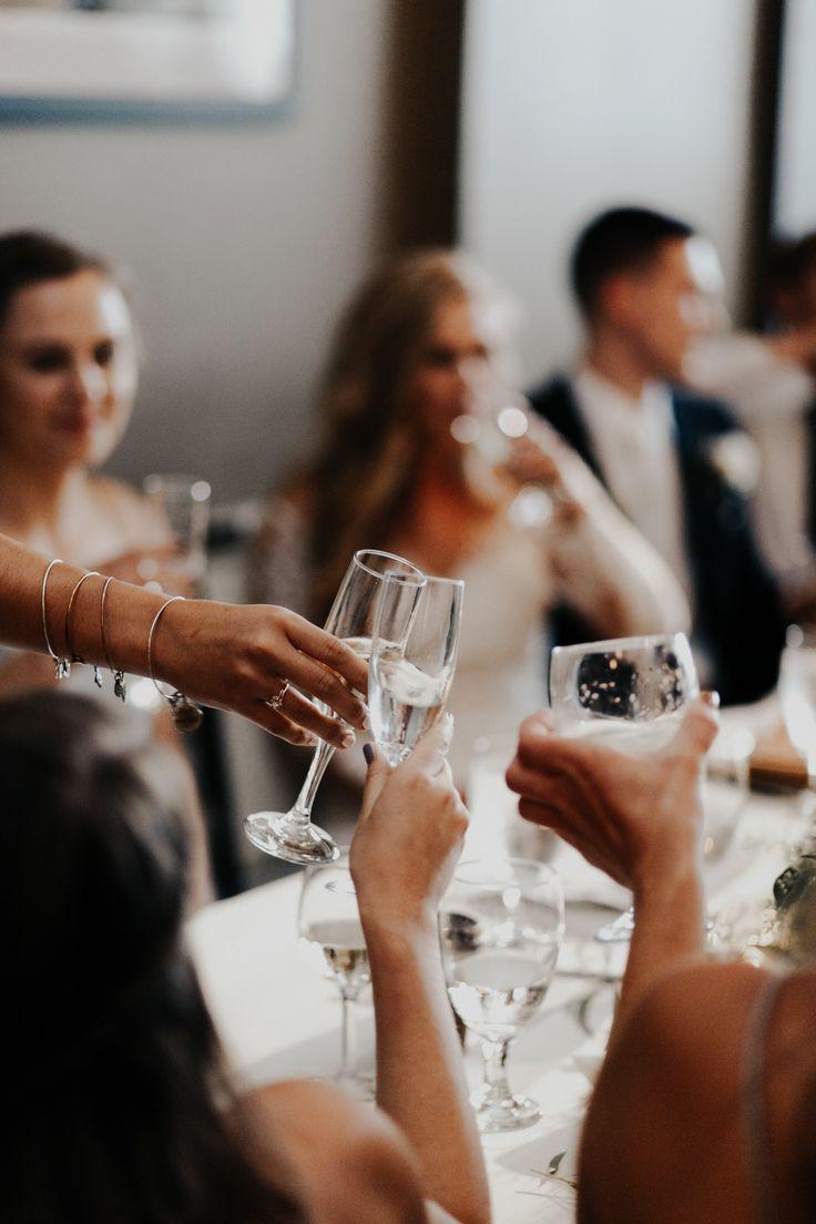 Rachel Wakefield  Wedding Photographer Toast!