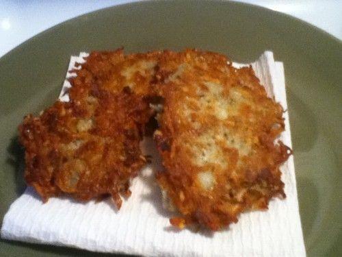 Shredded Potato Patties | Potato patties and Frugal