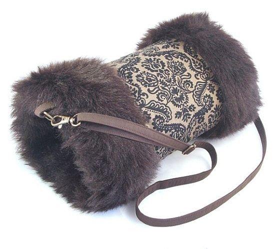 ♔ Luxury Fur | Uℓviỿỿa S. Muff (Муфта для рук)