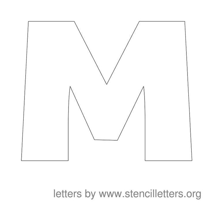printable alphabet book template - stencil letters to print free printable alphabet letter