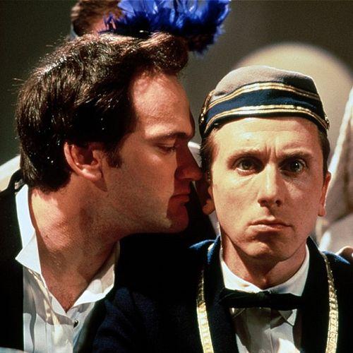 Four Rooms - Quentin Tarantino, Tim Roth