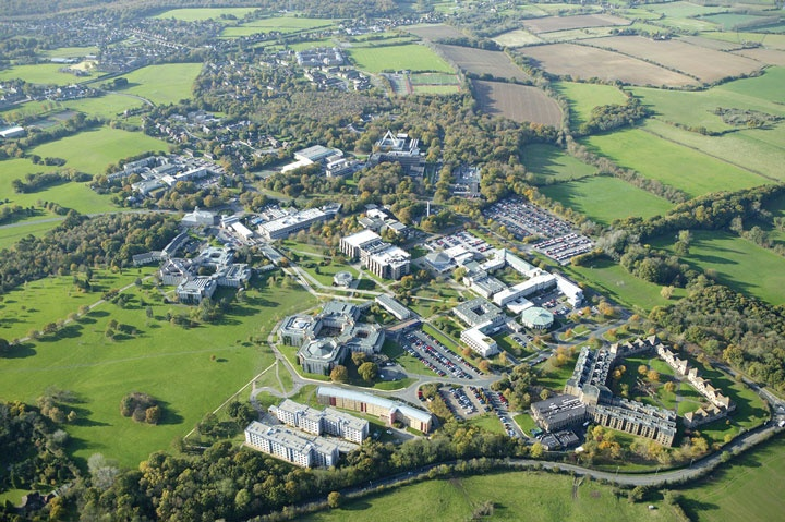 University of Kent, Canterbury, Kent///  my niece was just accepted and leaves next month! So proud and excited! Can't wait to visit