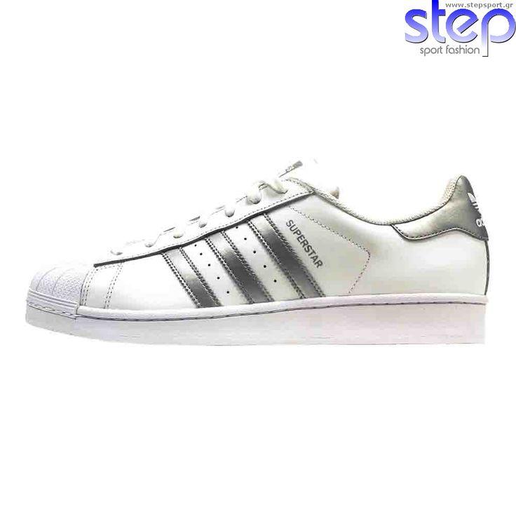 ADIDAS SUPERSTAR - Silver Stripes