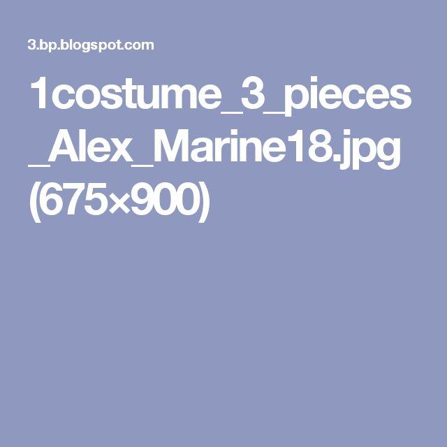 1costume_3_pieces_Alex_Marine18.jpg (675×900)