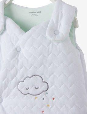 Bio-Kollektion: Frühchen-Schlafsack von Vertbaudet in weiß - Nur € 2,95 Versand! Babyartikel jetzt bei Vertbaudet bestellen!